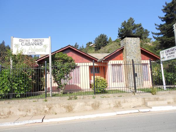 Las Palmeras I - CAHUIL